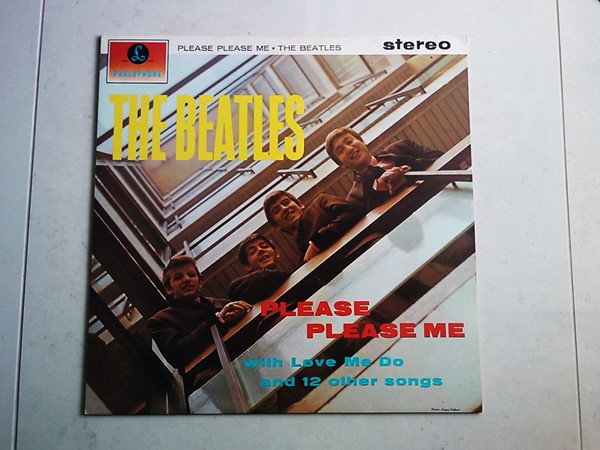The Beatles - Please Please Me (Vinil)