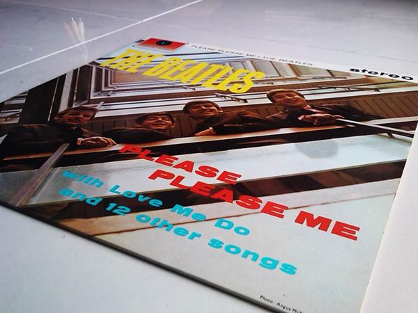 The Beatles - Please Please Me (Vinil)