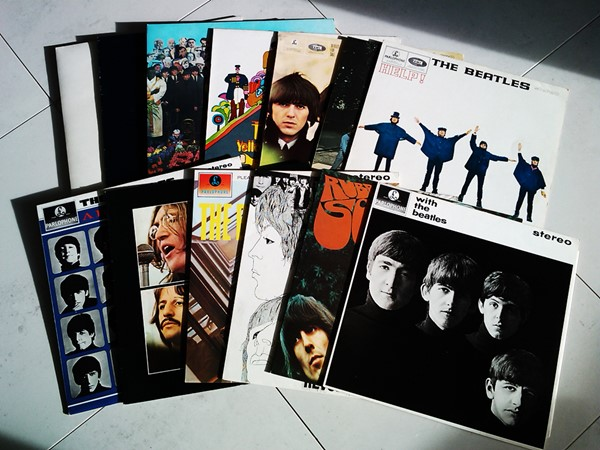 The Beatles Collection - 13 discos de Vinil