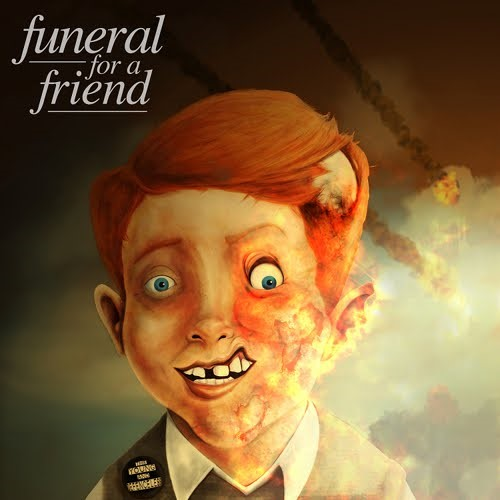 Funeral For A Friend - The Young And Defeceless