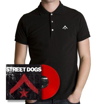 Street Dogs LP + camisa