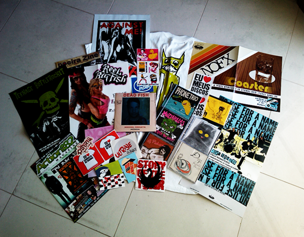 Dead Fish, Mukeka Di Rato, NOFX, No Use For A Name, Blink-182