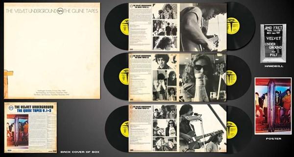 The Velvet Underground - The Quine Tapes