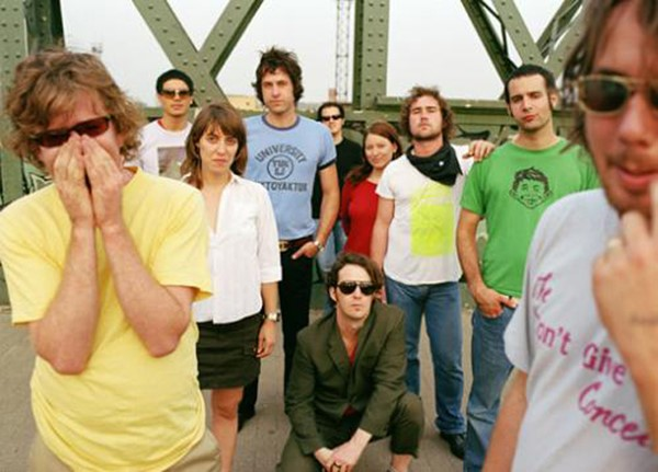 broken social scene meet me in the basement album review