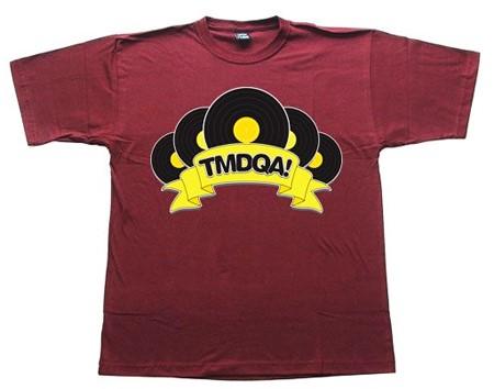 Novas camisetas Tenho Mais Discos Que Amigos!