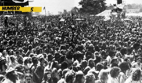 summer jam at watkins glen number 5 Os 10 Maiores Shows da História