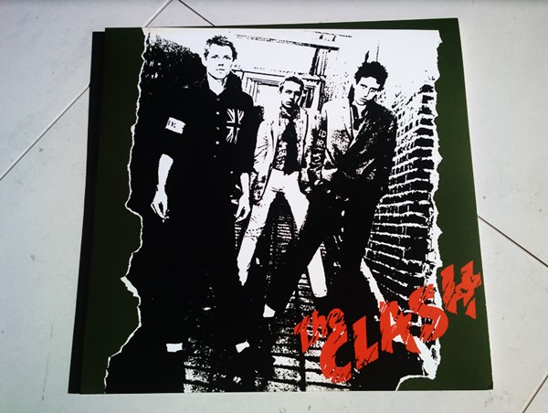 The Clash - The Clash (UK 180g Repress)