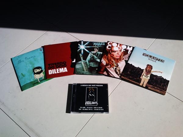 EPs do selo Vigilante