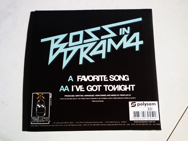 Boss In Drama - Favorite Song