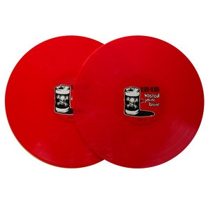 Blood For Blood - Wasted Youth Brew (Red LP)