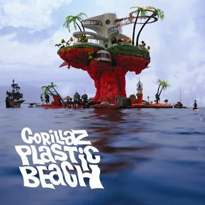 Gorillaz - Plastic Beach (Japanese)