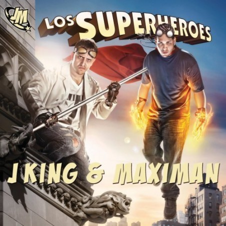 J King & Maximan - Los Superheroes