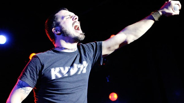 Killswitch Engage - Jesse Leach