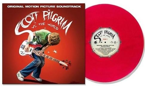 Trilha sonora do filme Scott Pilgrim é lançada em vinil