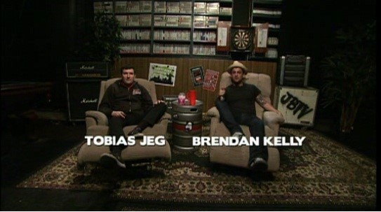 Static Age com Tobias Jeg e Brendan Kelly