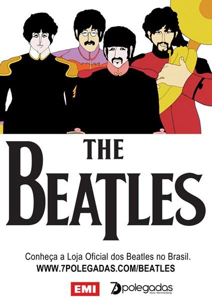 The Beatles - Loja oficial na 7polegadas