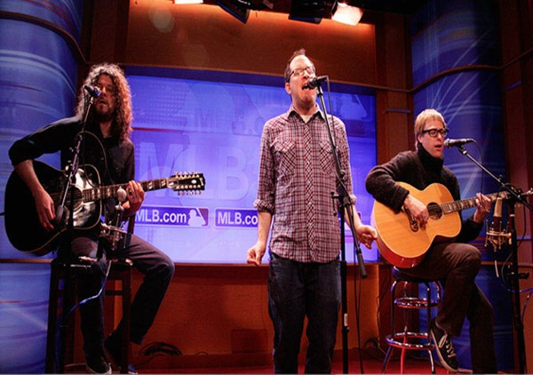 The Hold Steady at MLB TV