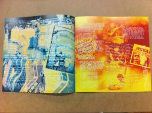 Blink-182 - Blink-182 (encarte do Vinil)