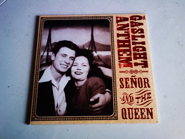 "The Gaslight Anthem - Señor And The Queen (Double 7"")"