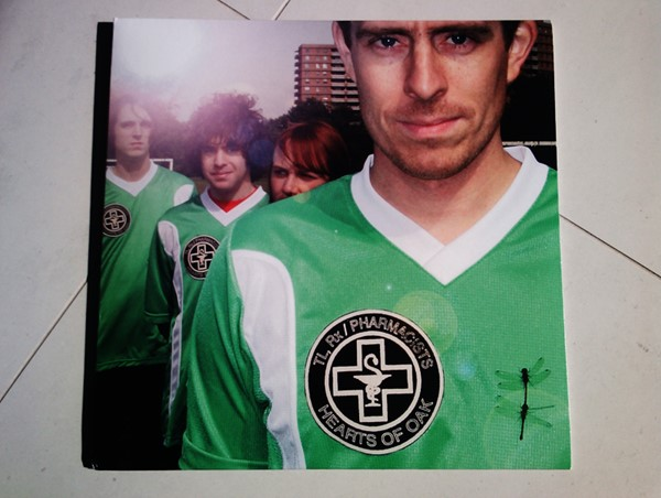 Ted Leo And The Pharmacists - Hearts Of Oak