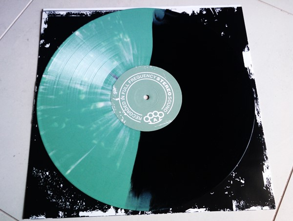 The Gaslight Anthem - American Slang (Black/Green Vinyl)