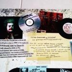 NOFX - The Longest EP (Orange / Blue Vinyl)