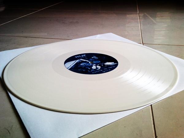 Mukeka Di Rato - Gaiola (Relançamento em disco de vinil branco)