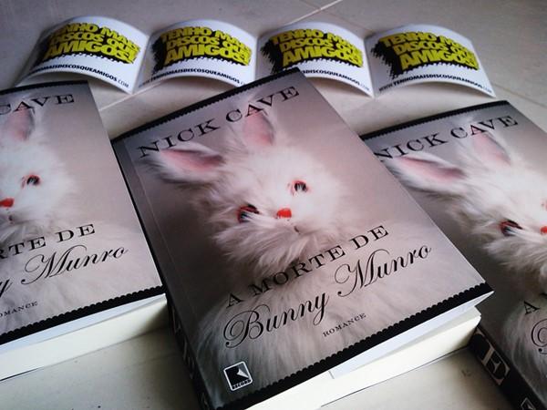 Promoção: A Morte de Bunny Munro, novo Romance de Nick Cave