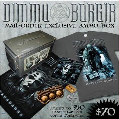 Abahadabra Dimmu Borgir Special Edition