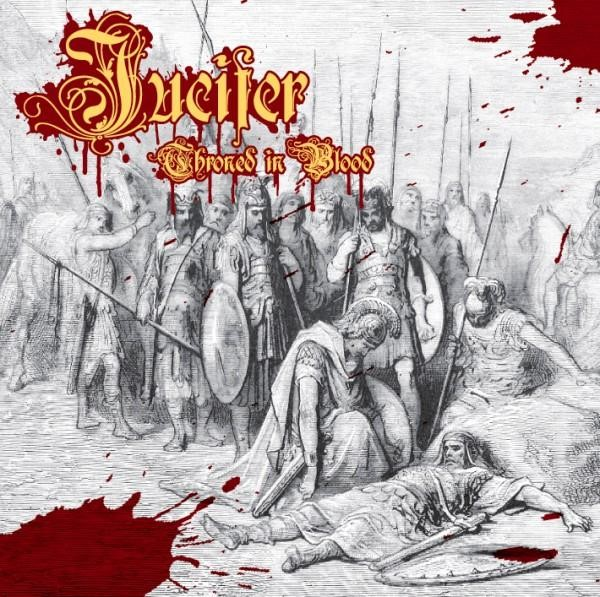 Jucifer - Throned In Blood
