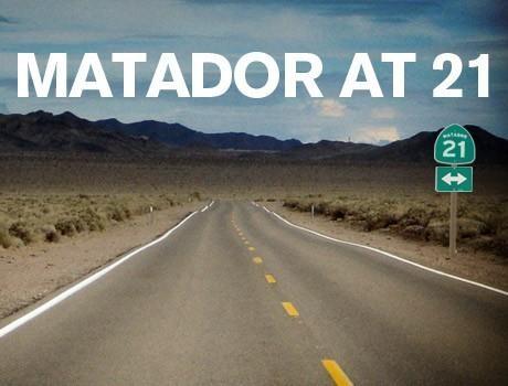 Matador Records irá exibir os shows da festa de 21 anos do selo