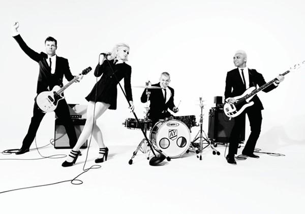 The No Doubt Icon e turnê mundial