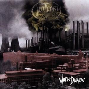 Obituary - World Demise relançado em vinil