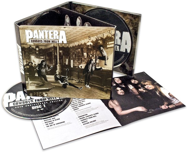 PanteraCowboysFromHell3CD