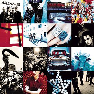 U2 - Possível relançamento de Achtung Baby