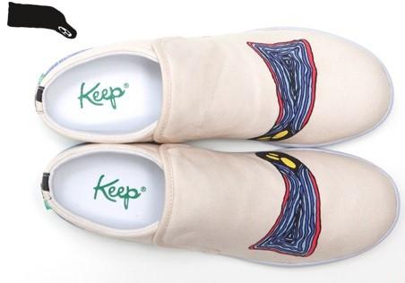 A banda Animal Collective cria linha de sapatos