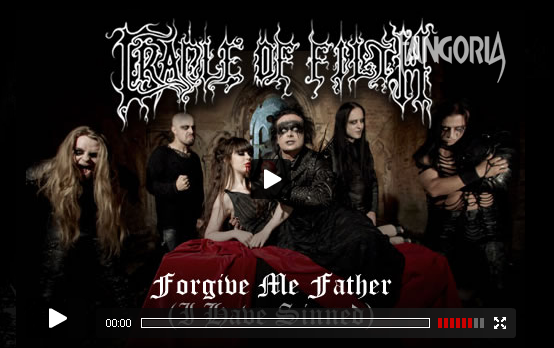 forgive me father - cradle of fith