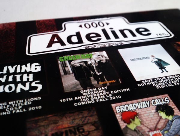 Green Day - Warning relançado em LP de 180 gramas