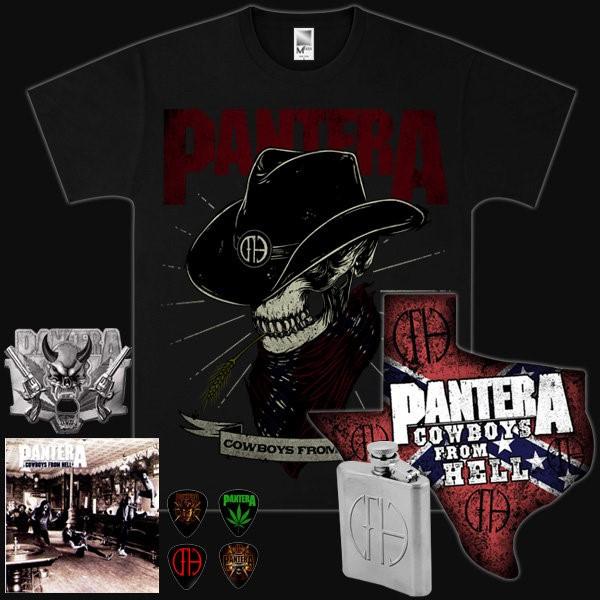 pantera cowboys from hell texas
