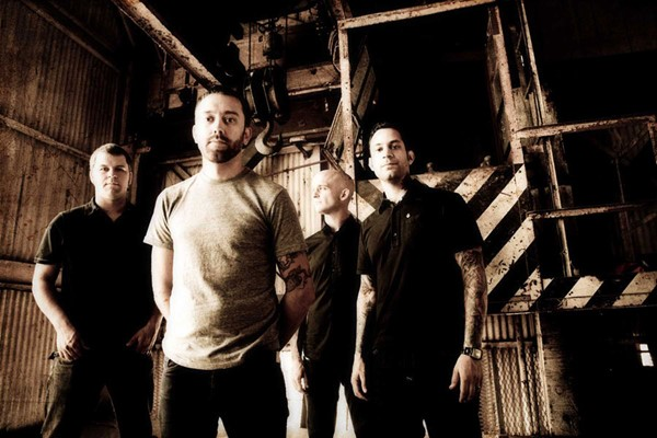 Rise Against - Another Station: Another Mile