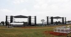 Estrutura SWU - Fazenda Maeda - Palcos