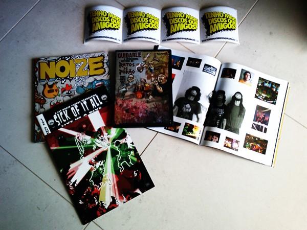 Promoção DVD Ratos de Porão