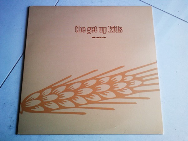 The Get Up Kids - Red Letter Day (Clear Vinyl)