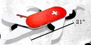 Box Canivete - Dashborad Confessional - The Swiss Army Romance