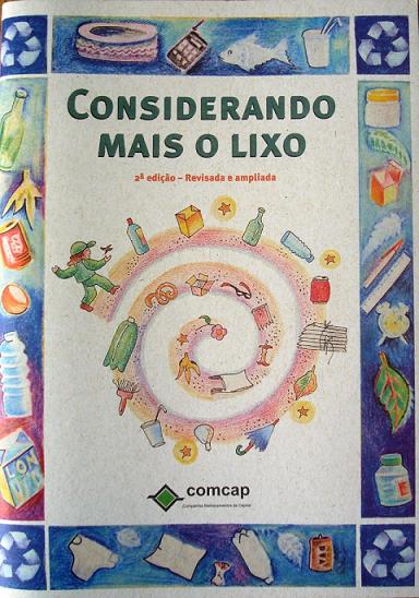 COMCAP - Livro Considerando Mais O Lixo