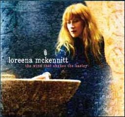 Capa do novo album da Loreena McKennitt
