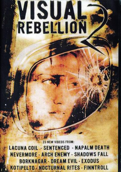 DVD Visual Rebellion 2