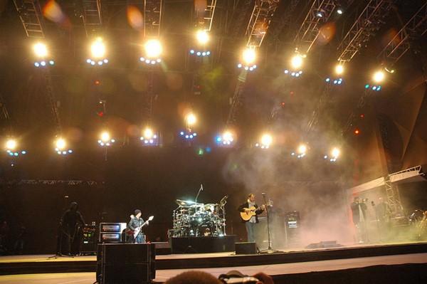 Dave Matthews Band no SWU