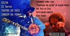 """Lançamento do videoclipe de """"Piquenique Num Vulcão"""" por Gustavo Macaco"""