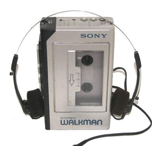 Sony para de fabricar Walkmans
